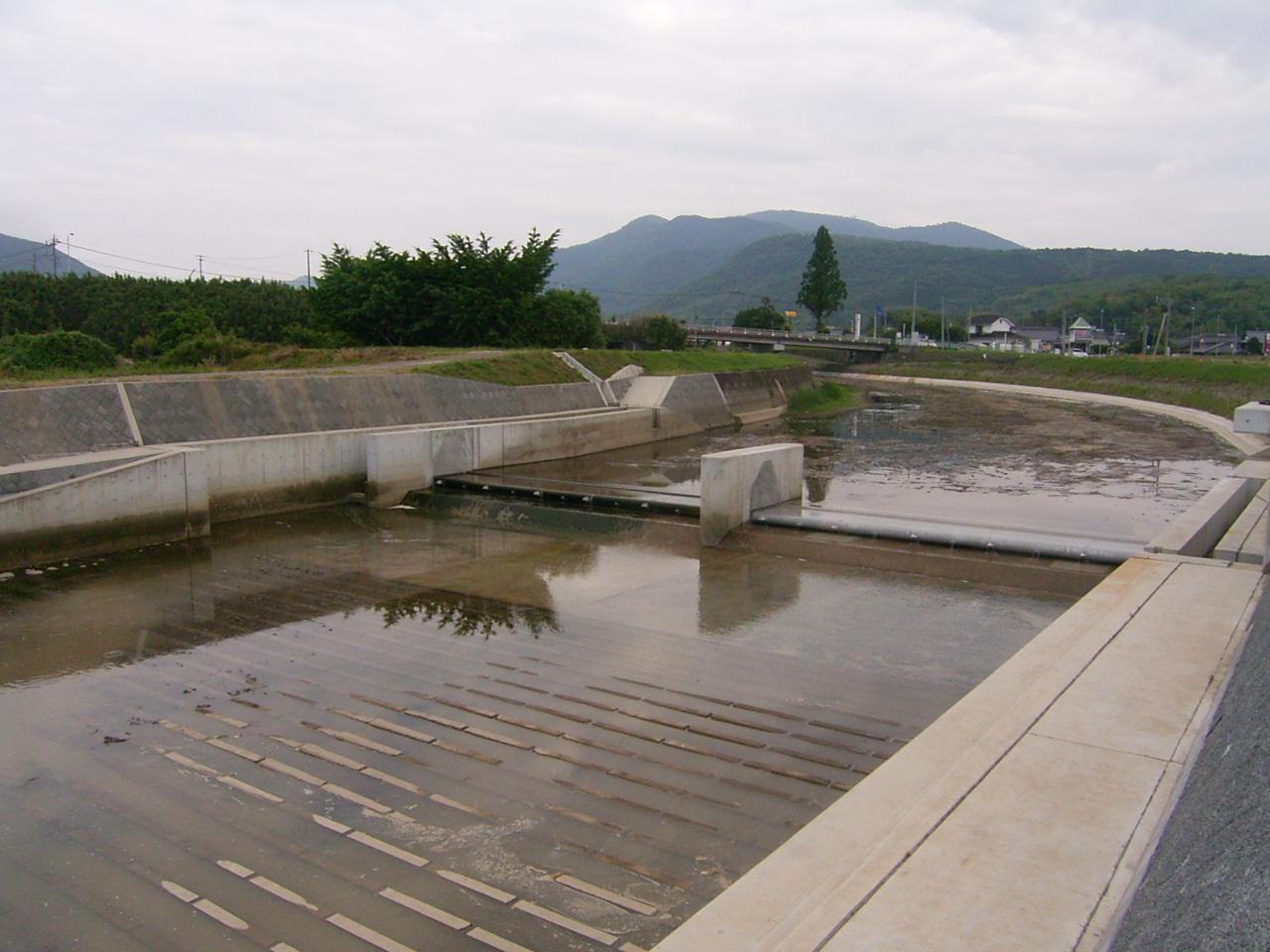 平成21度河川工事写真
